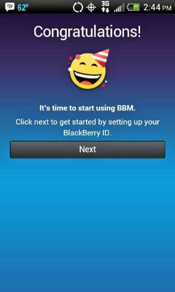 People with a BlackBerry ID should not have to wait a line!-uploadfromtaptalk1382384899035.jpg