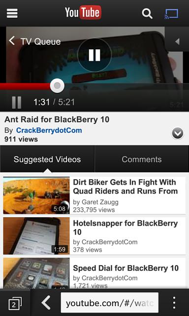 Whatsapp video size limit blackberry