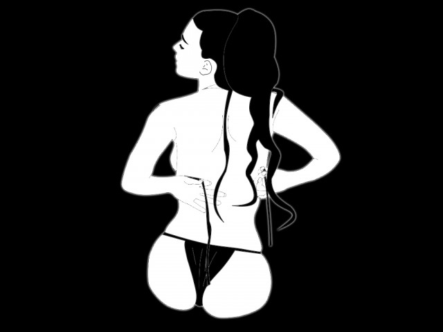 Serversurfers Bold9900/9930 walls.... [Some NSFW]-undressing-woman-silhouette-abstract.jpg