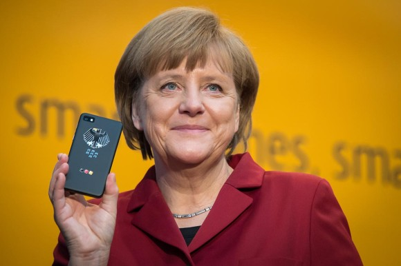 The BBRY Café.  [Formerly: I support BBRY and I buy shares]-merkel-phone2013.jpg