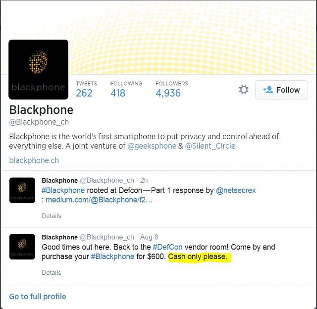 The BBRY Café.  [Formerly: I support BBRY and I buy shares]-blackphone-tweet-2.jpg