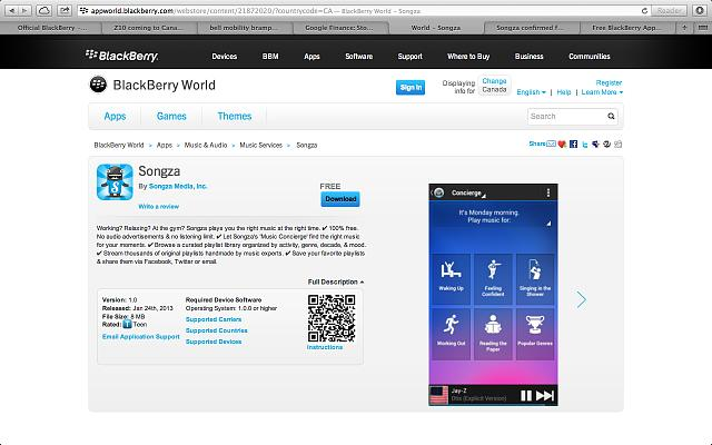 Songza confirmed for BlackBerry 10!?-screen-shot-2013-01-24-3.46.19-pm.jpg