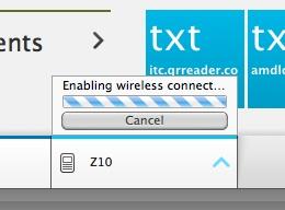 BlackBerry Link woes-wconn.jpg