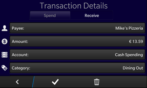 Money Plus for BlackBerry 10 - Top rated expense tracking-mp2_0_111_947_transaction_details_landscape.png