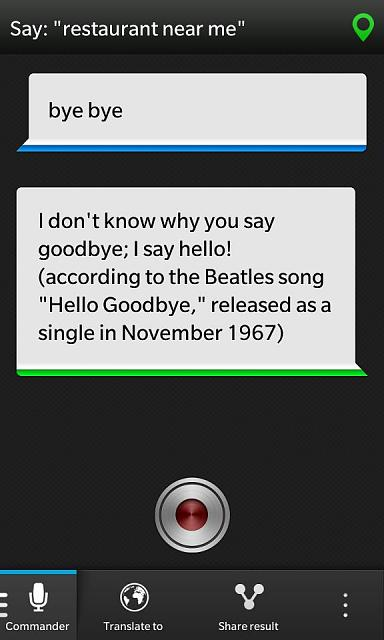 SayIt rebuilt, re-designed with BlackBerry 10-hello_goodbye.jpg