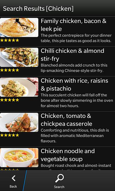 Paprika cooking recipe app for bb10 looking for beta testers click image for larger version name img00000008g views 187 size delightfully simple cooking forumfinder Choice Image