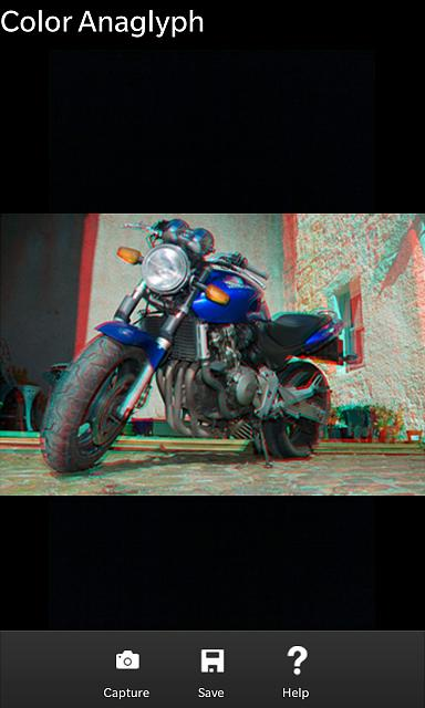 3D Photo Camera - Take 3D Photo Just With Your BlackBerry-bike.jpg