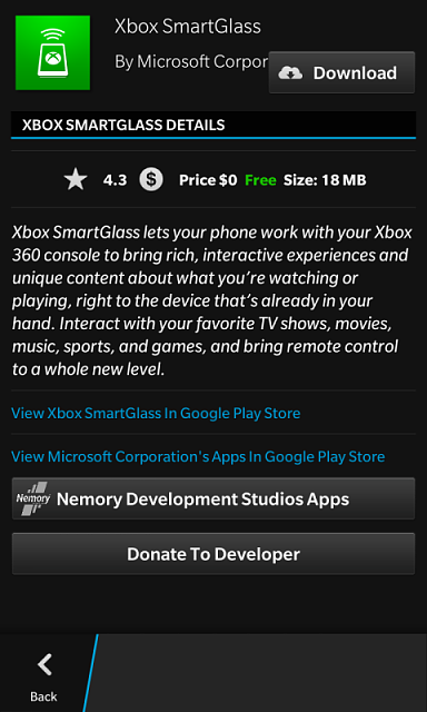 Droid Store - Native Google Play Store Client **FREE