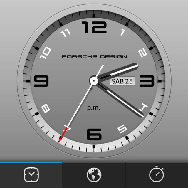 Porsche Clock For All Bb10 Devices Blackberry Forums At