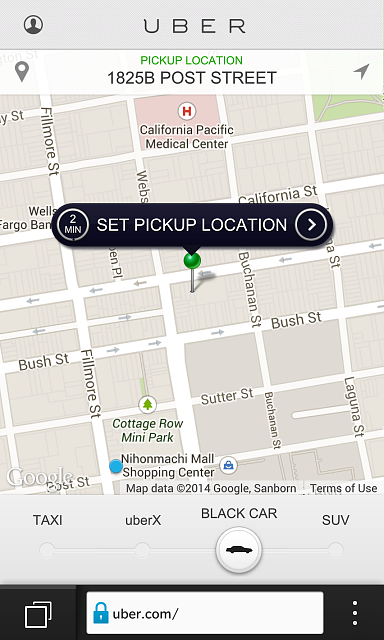 BlackBerry 10, your Uber has Arrived! - BlackBerry Forums at