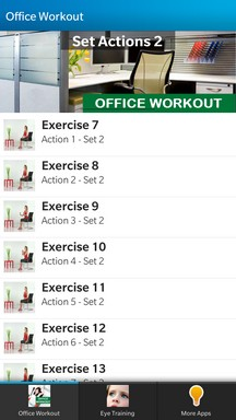 Office Workout -  Prevent you from eyes disease, carpal tunnel syndrome and other diseases-img_20140305_232408.jpg