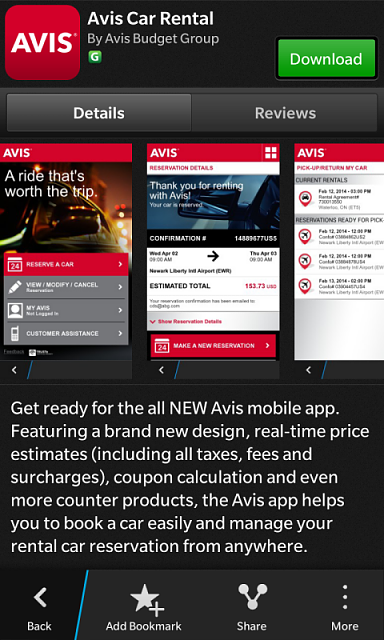 Avis Rental Car app launched!-img_20140403_120156.png