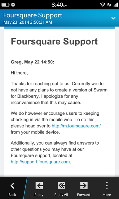 Foursquare and Swarm on BlackBerry 10-img_20140724_084035.png