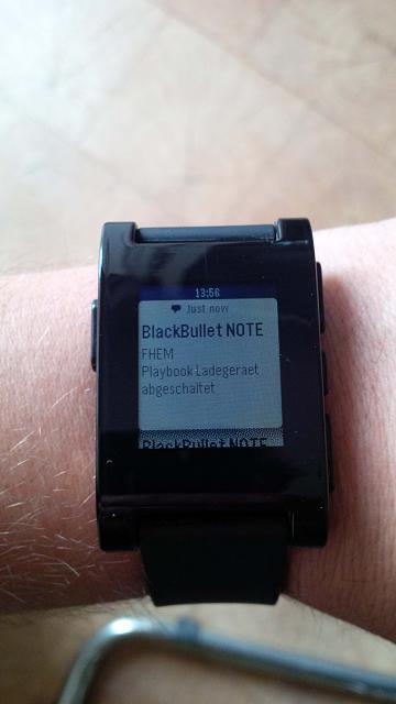 BETA: BlackBullet - a native client for pushbullet com