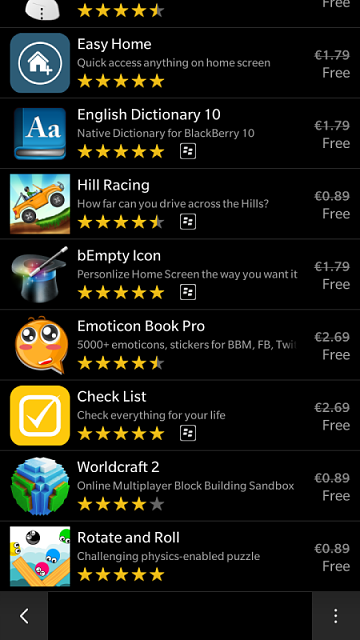 blackberry cracked apps