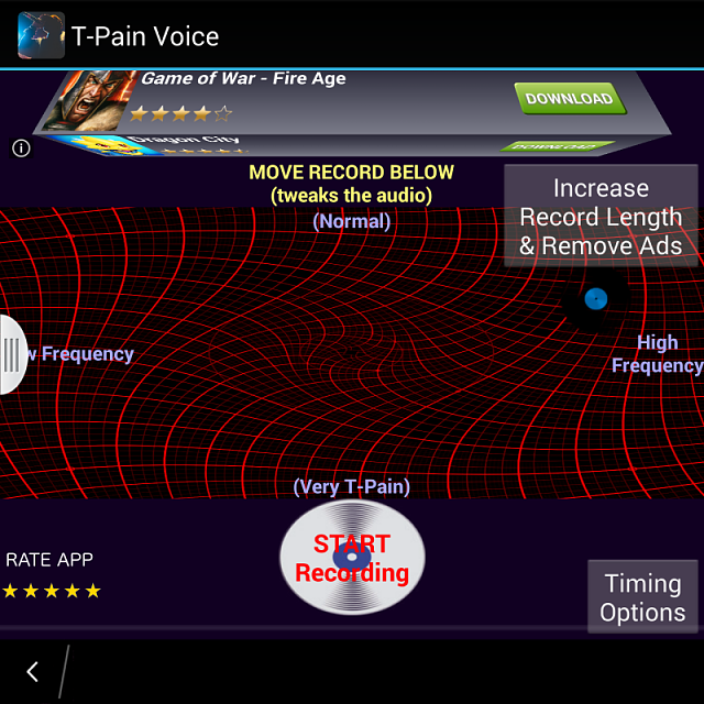 Auto-tune/Singing app? - BlackBerry Forums at CrackBerry com