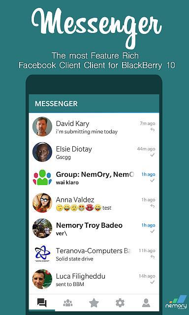 facebook include messenger mod apk