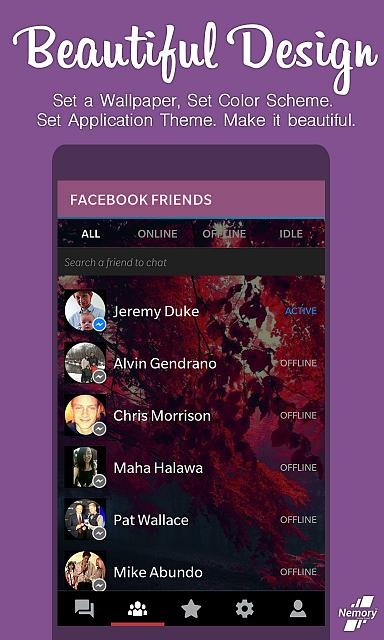 Messenger: Native Facebook Messenger for BB10! - BlackBerry