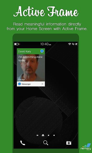 Messenger: Native Facebook Messenger for BB10! - BlackBerry