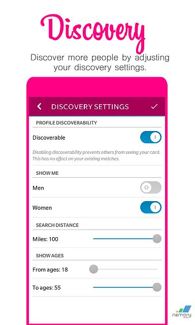 Dater - Native Tinder Client for BlackBerry 10-4.jpg