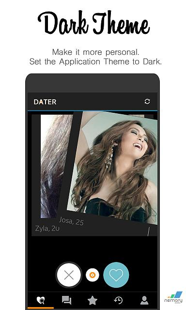 Dater - Native Tinder Client for BlackBerry 10-6.jpg