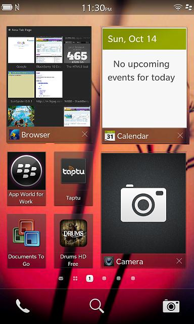What if Blackberry 10 did something more with their active frames?-threethumbs.jpg