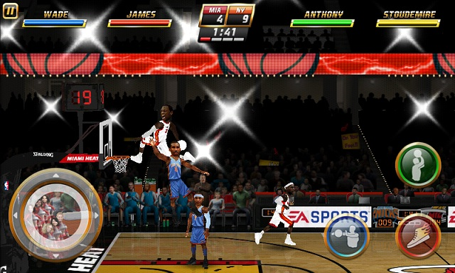 Nba Jam Android Games Room