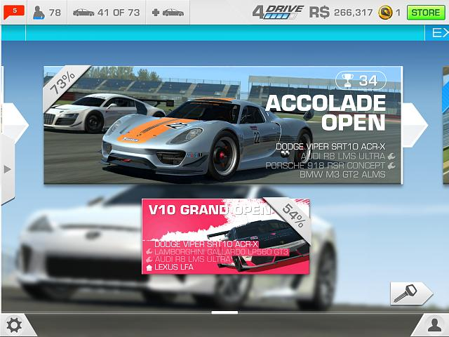 can someone post real racing 3 series and cars list blackberry forums at. Black Bedroom Furniture Sets. Home Design Ideas