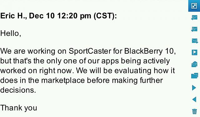 Want your favorite apps to Be on Blackberry 10? Let 'em know!!!!-uploadfromtaptalk1355169965179.jpg
