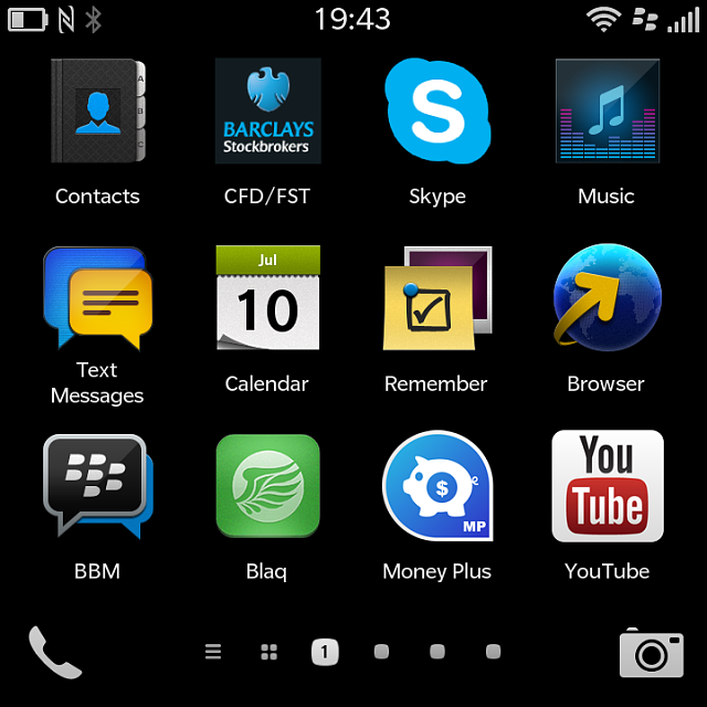 Top Apps For Blackberry
