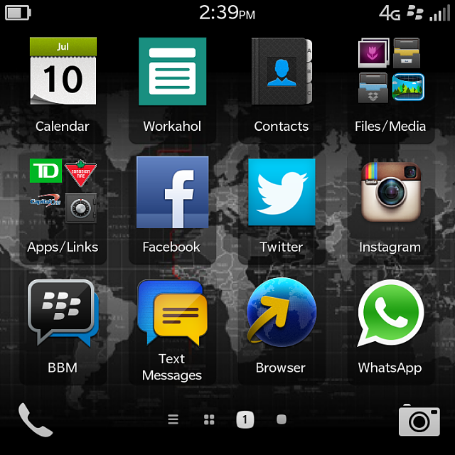 Top Apps For Blackberry