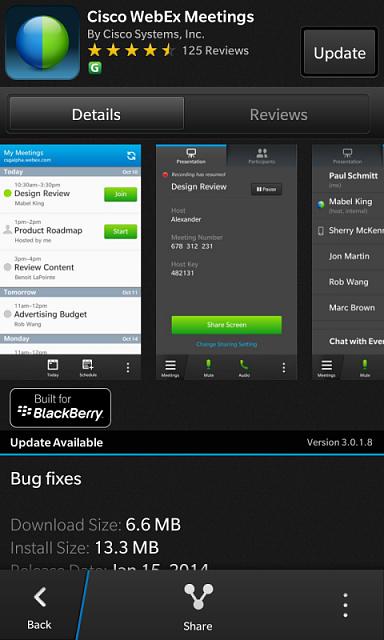 List Your Apps! - BlackBerry Forums at CrackBerry com