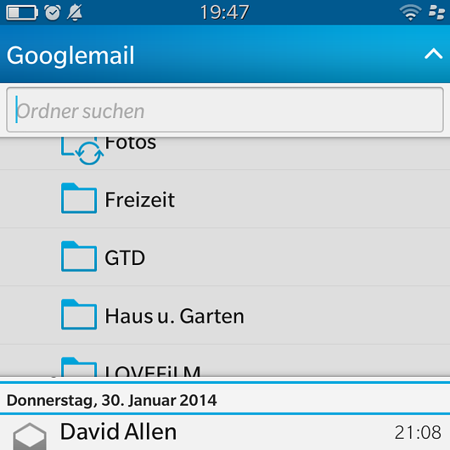 how to create sub folders in gmail