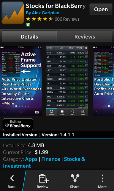 Wish a Stocks app was built into BB10-img_20140820_151512.png