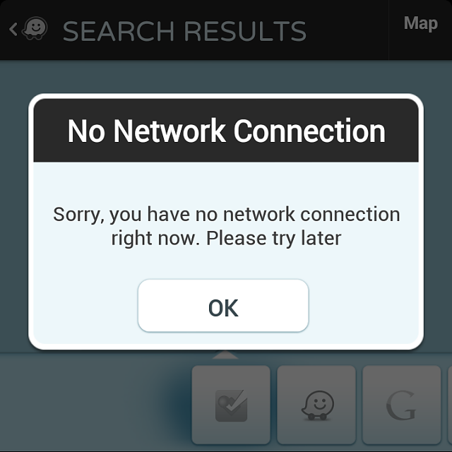 Search not working on Waze, Spotify - BlackBerry Forums at