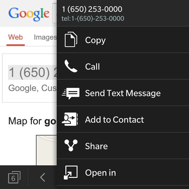 Why aren't phone number links in BB10 automatically links to activate a phone call?-img_20141121_145920.png