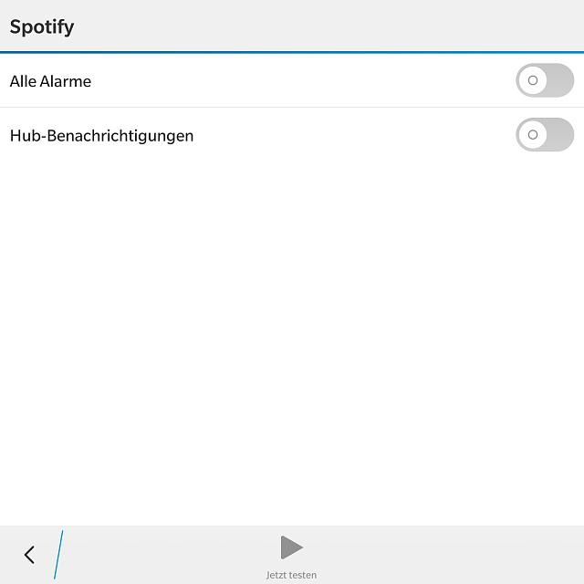 Spotify Android app in the hub-spoti.jpg