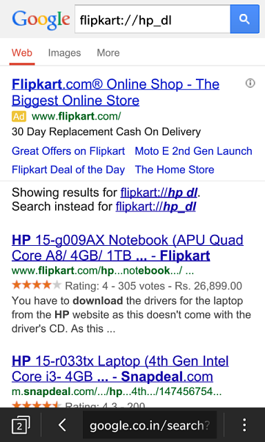 Unable to open Flipkart website on browser-img_20150407_135014.png