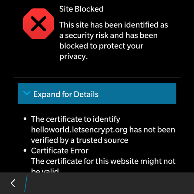 Browser rejects Let's encrypt certificate-img_20160225_180332.png