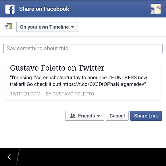 A complete Facebook client with HUB notifications (improved)-6.png