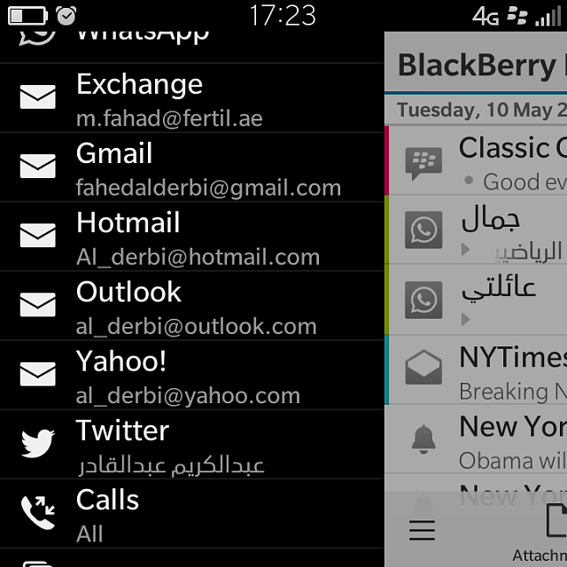 Does ANYONE Have Yahoo! Mail setup on their Passport or other BB10 device WITHOUT problems?-img_20160510_172334.png