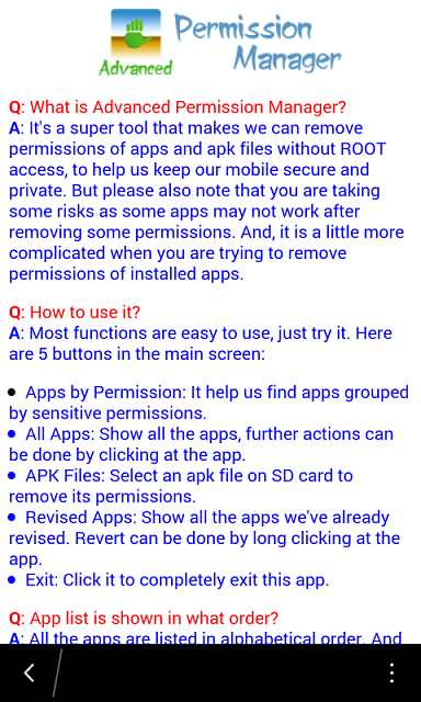 Selectively disabling Android app event listeners in BB10 context