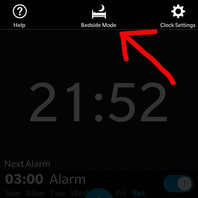 How to enable phone calls in Bedside mode for specific contact?-bedside-mode-through-clock-app-2.jpg