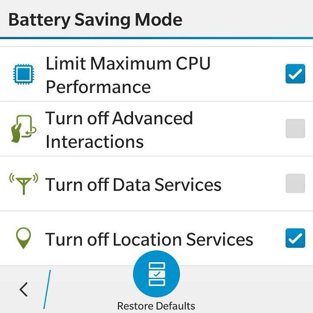 How to enable phone calls in Bedside mode for specific contact?-battery-saving-mode-settings.jpg