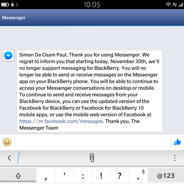 Facebook ditching Blackberry Messenger from 20th of November-img_20161203_100504.png