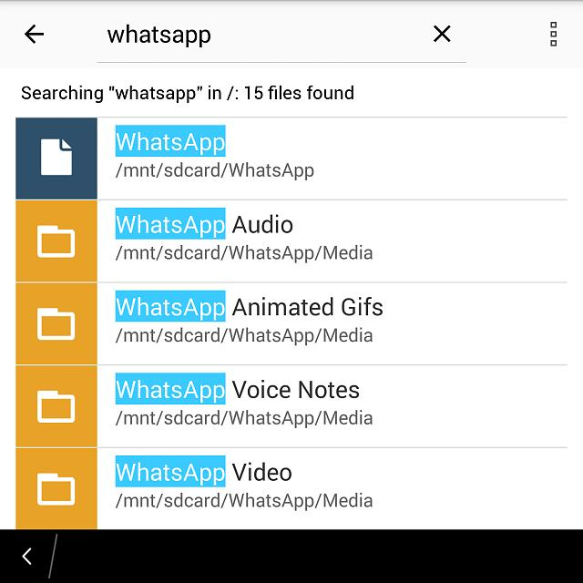 Finally The Android Whatsapp Media Sharing Problem Is
