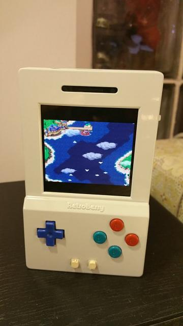 retroberry--- a DIY mod makes your BB10 device into retro-gameboy! snes, ps1,-20170709_215643.jpg