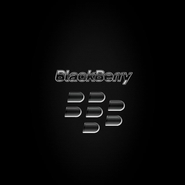 Z10 BlackBerry Logo Wallpaper Set