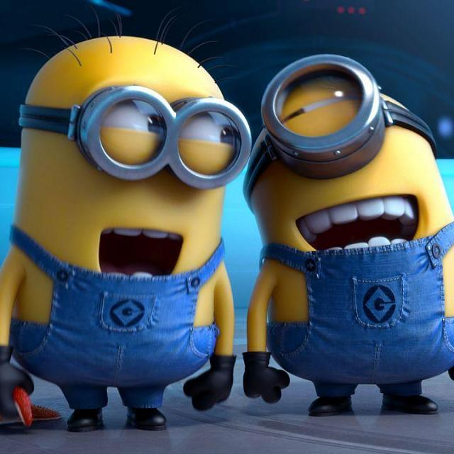 Despicable Me Wallpapers For Q10 ( HD )