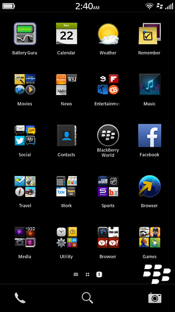 Wallpapers For BlackBerry Z30, Z10 And Q10  Page 2  BlackBerry Forums at CrackBerry.com
